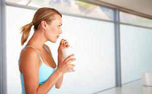рецепты белковых коктейлей для похудения