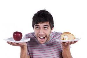 Предпочтение здоровой пищи и сложным углеводам