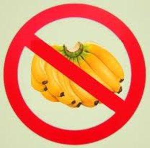 в каких случаях нельзя есть бананы