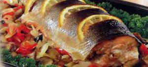 Рыба с овощами неотъемлемая часть здорового питания