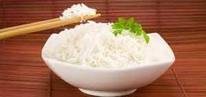 Калорийность вареного риса на воде без масла