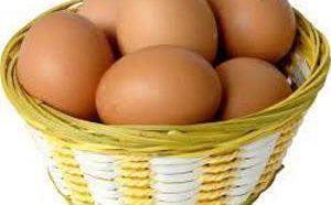 Узнай сколько калорий в яйце вареном