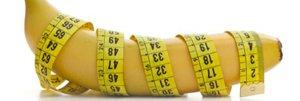 сколько калорий в 1 банане