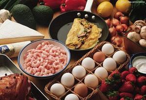 Ингредиенты для БУЧ диеты