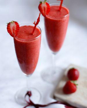 Как сделать коктейль с ягод годжи