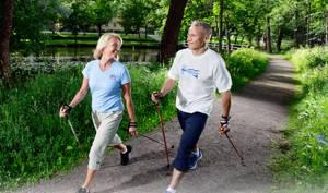 скандинавская ходьба противопоказания