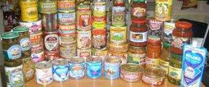 концервированые продукты противопоказаны при диете БУЧ