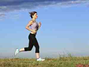 Бег трусцой позитивно влияет на сжигание жира