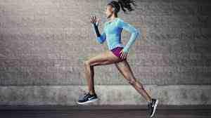 Узнайте сколько калорий  сжигается при интенсивном беге