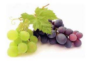 узнай сколько калорий в зеленом или черном винограде