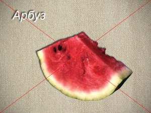 Противопоказания к применению арбуза