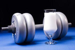 рецепт белкового коктейля для спортсменов