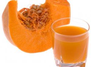 Польза и вред от тыквенного сока