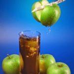 яблочный сок - вред и польза