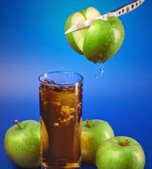 Польза от яблочного сока