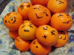 полезные свойства мандарины