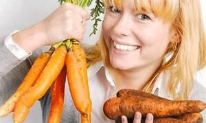Правила выбора морковки