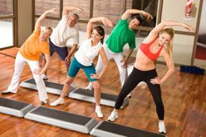 как влияет степ аэробика на  похудение