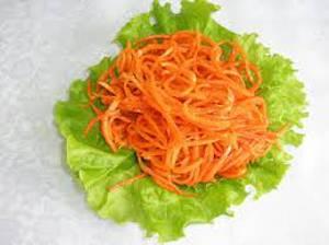 Применение морковки в пищу