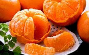 как узнать сколько калорий в мандаринах