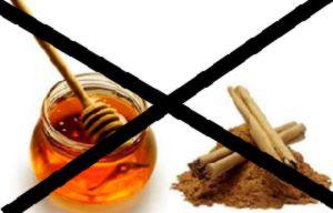 Кому противопоказано корицу с медом