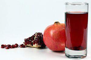 польза и вред от гранатового сока