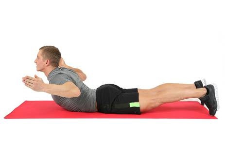 базовое упражнение на спину №2