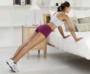 Готовый комплекс упражнений для утренней зарядки