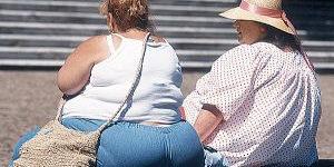 общение толстых людей
