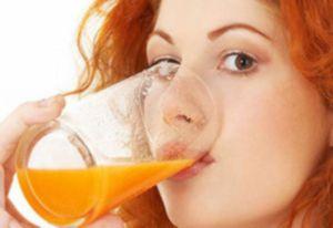 Сколько можно пить тыквенного сока в сутки