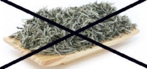 Противопоказание к применению белого чая