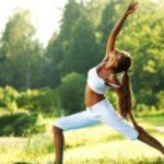 видео уроки йоги для похудения