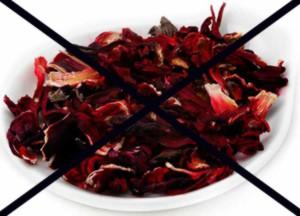 чай каркаде свойства при похудении