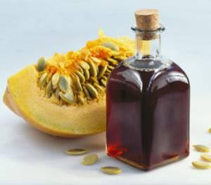 вред и польза масла тыквы