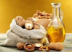 дозировка масла грецкого ореха