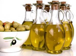 применение оливкового масла в различных сферах