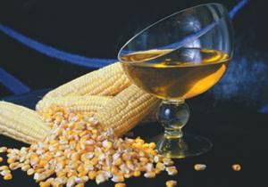 применение кукурузного масла в пищу