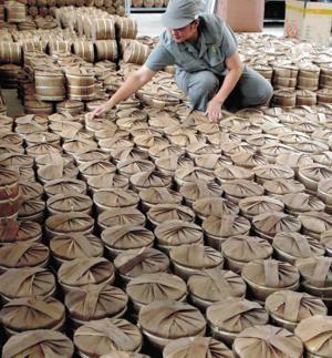 Технология изготовления чая Пуэр