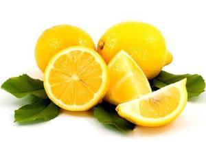 Диетическое применение лимона