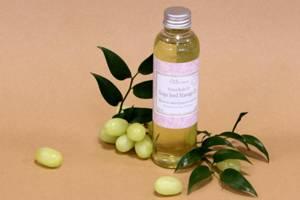 Косметологическое применение виноградного масла