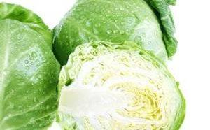 Польза и вред капусты белокачанной