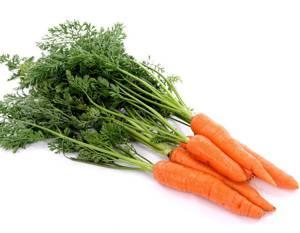 Сколько можно съесть моркови в день %