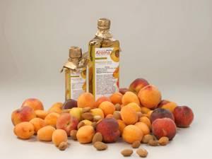 Применение абрикосового масла внутрь