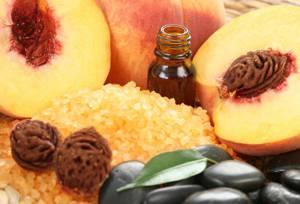 Процесс получения масла из персиковых косточек