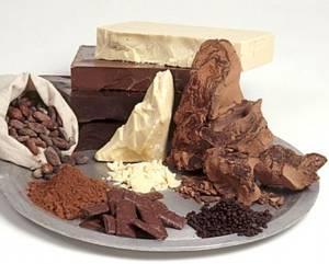 Сферы применения какао-масла