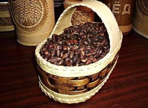 Что представляет собой кедровый орех и как его хранить