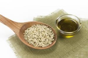 полезные свойства и применение конопляного масла