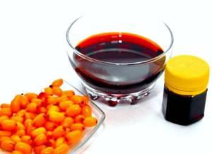 противопоказания в применении облепихового масла