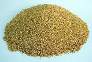 хранение пшеничной крупы