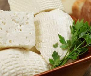 Адыгейский сыр в кулинарии и для похудения
